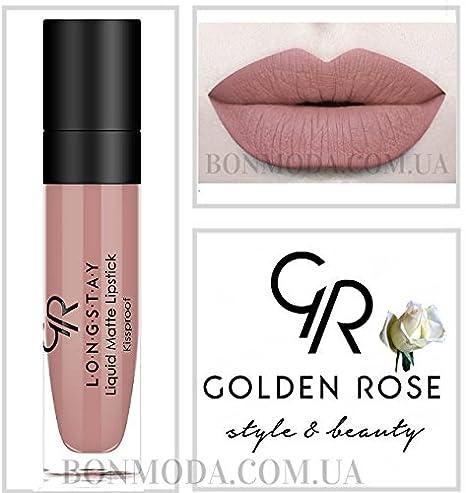 New Golden Rose Longstay Longlasting Liquid Matte Lipstick 13