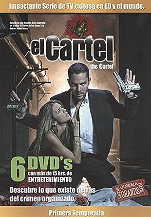 Amazon.com: El Cartel: Manolo Cardona, Diego Cadavis, Luis ...