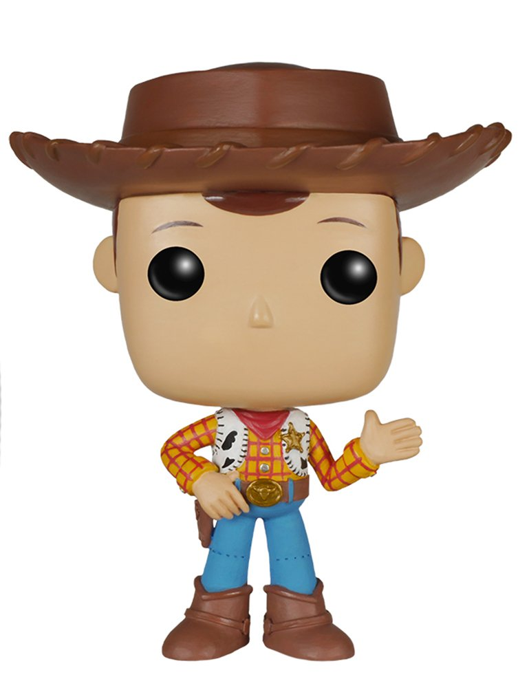 Funko Pop Disney: Toy Story Woody New Pose Action Figure Funko Pop! Disney: 6877 Accessory Misc. Product