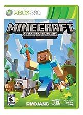 Minecraft – Xbox 360 - Standard Edition