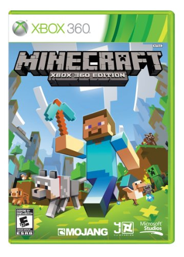 Minecraft (360 Game Shelf Xbox)
