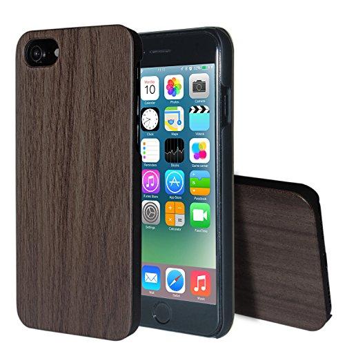 Wood Case for iPhone 7 Plus (Dark Brown) - 8