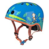 Micro Scooters Kids Cycling Safety Bike Scooter Helmet- Jungle Design, Small