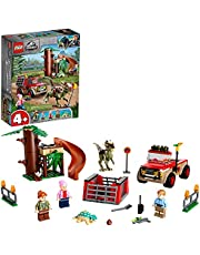 LEGO Jurassic World Stygimoloch Dinosaur Escape 76939 Building Kit; Cool Dinosaur Toy Playset for Kids Aged 4 and up; New 2021 (129 Pieces)