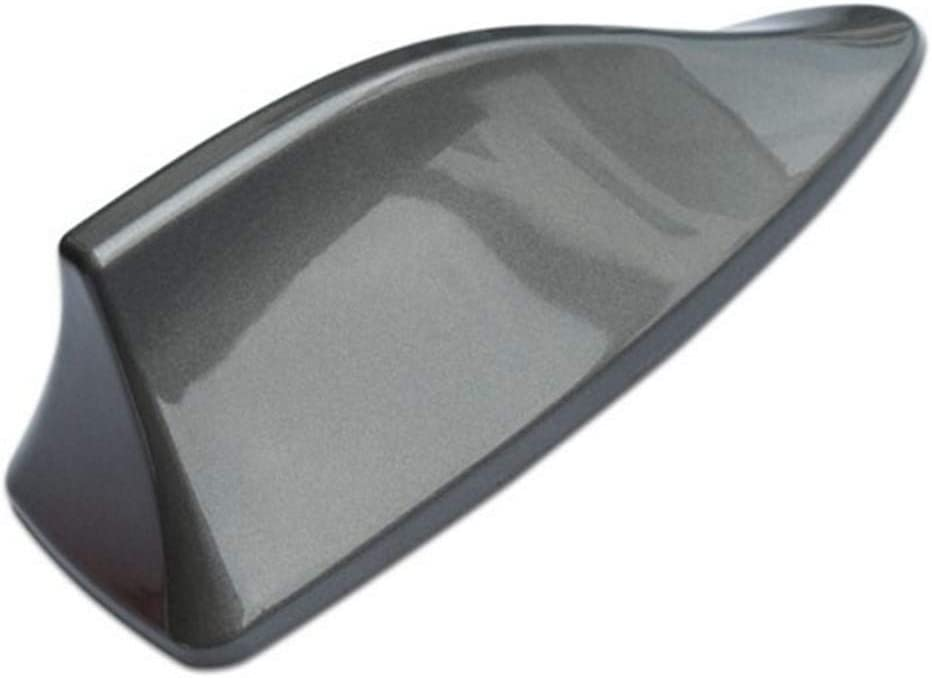 Color : Gray Signal de Requin antenne aileron Voiture Accessoires for Styling Alfa Romeo GT Q2 Romeo 147 156 159 Giulietta Mito Voiture antennes Radio Blank