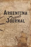 Argentina Travel Journal: 6x9 Travel Notebook with prompts and Checklists perfect gift for your Trip to Argentina for every Traveler