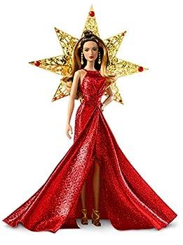 Barbie 2017 Holiday Teresa Doll, Brunette 2