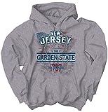 New Jersey State American Eagle US T Shirt Patriotic Gift Idea Hoodie Sweatshirt