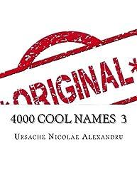 4000 cool names  3