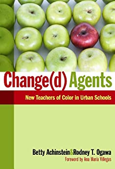 teachers as agents of change Former us department of education teacher ambassador fellow geneviève debose reads with one i also get to support my students in becoming agents of change.