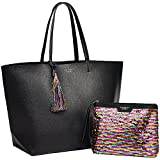 Victorias Secret BLACK FRIDAY 2016 Limited Edition TOTE & Sequin Mini BAG