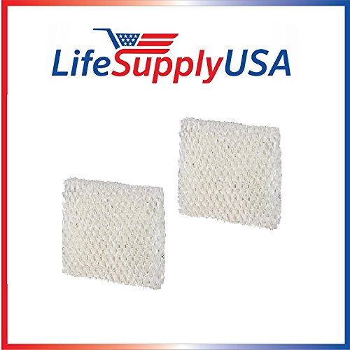 2 Pack Humidifier Filters replace Holmes HWF25 fit Models HM-650, HM725, HM7250, HM726, and HM730 by (Fits Holmes Models)