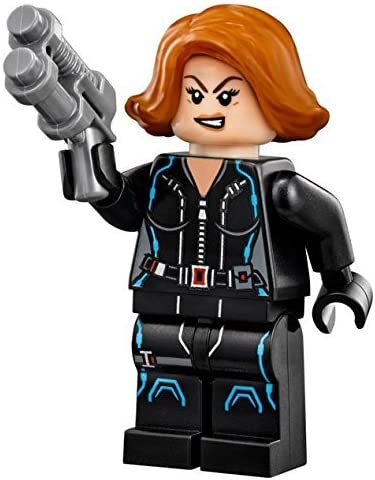 LEGO Marvel Super Heroes S.H.I.E.L.D. - Black Widow with Blaster Gun (76042)