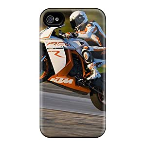 Iphone Cover Case - CqUffEZ7958XNaoT (compatible With Iphone 4/4s)