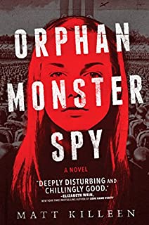 Book Cover: Orphan Monster Spy