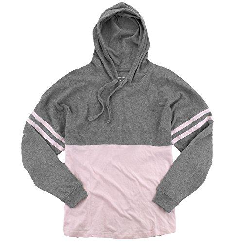 HTC Bundle: Hooded Spirit Jersey & 10% OFF Coupon, Granite/Pink-XL