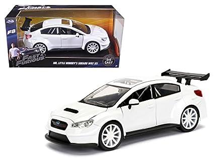 Amazon Com Mr Little Nobody S Subaru Wrx Sti Fast Furious F8