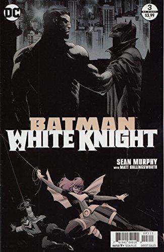 BATMAN WHITE KNIGHT #3 (OF 8) CVR A Release date 12/6/17