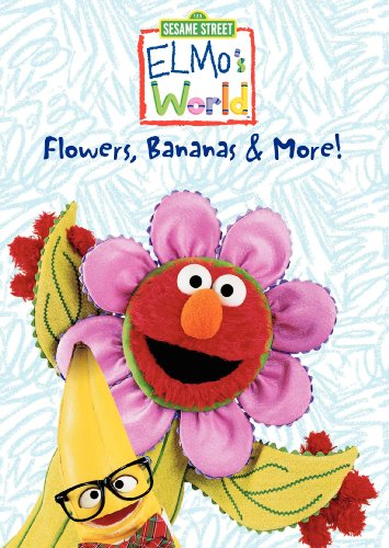 Ind Plant Food (Elmo's World - Flowers, Bananas & More)