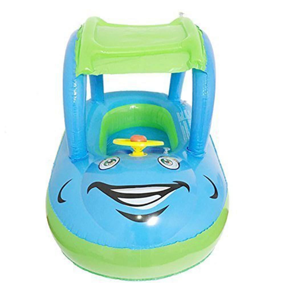 DSFGHE Baby-Schwimmring, Aufblasbares Schwimmer-SchwimmStiefel, Schwimmendes Bett des Swimmingpools Für Kinderkinderstrand-Pool-Wasser-Floss-Spielwaren 85CM  60CM B07QQ9NTPT Schnorchel Preisrotuktion
