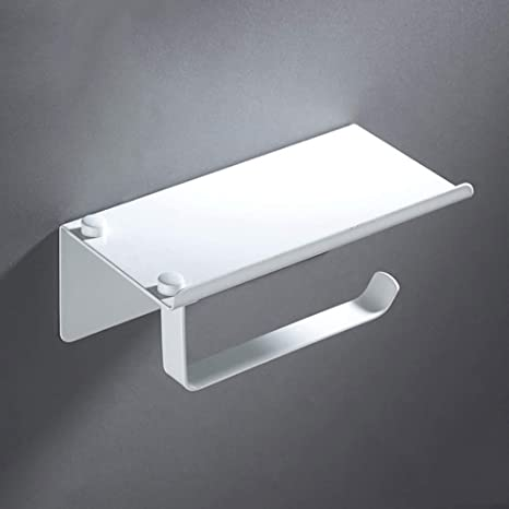 JL-Q Papel Higiénico Titular Hotel/Baño Simple Multi-Función Teléfono Móvil WC
