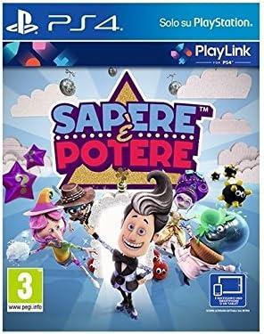 Sony Sapere è potere, Playstation 4 Básico Italiano vídeo - Juego ...