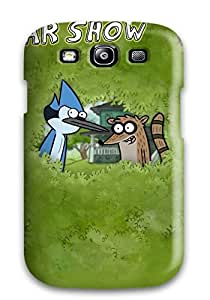 New Arrival Regular Show For Galaxy S3 Case Cover