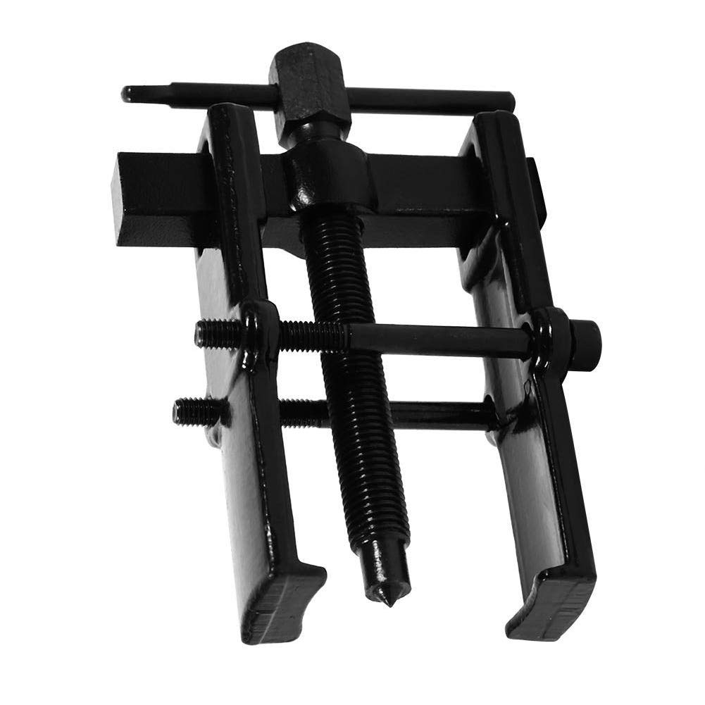 4/″ Hallray Jaw Puller 2 Jaw Twin Legs Bearing Gear Puller Remover Hand Tool Carbon Steel Removal Kit