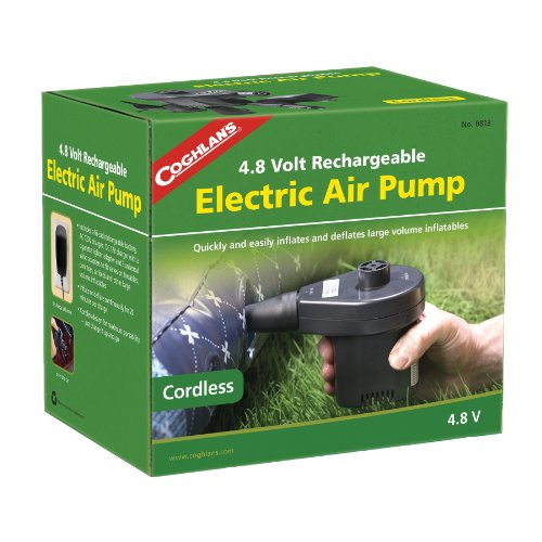 Coghlan's 4.8V Rechargeable Air Pump, Outdoor Stuffs