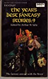 The Year's Best Fantasy Stories, , 0879978643