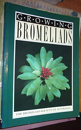 Growing Bromeliads (Growing Series)