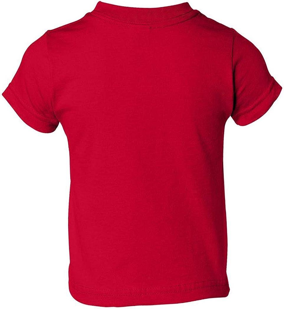 South Dakota Coyotes Toddler T-Shirts CornBorn Choose Your Design