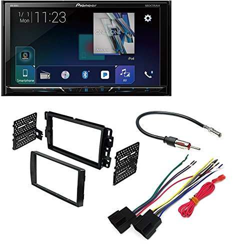 Bluetooth Harness - Pioneer AVH-600EX in-Dash Receiver w/ 7