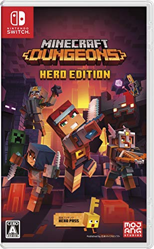 Minecraft Dungeons Hero Edition
