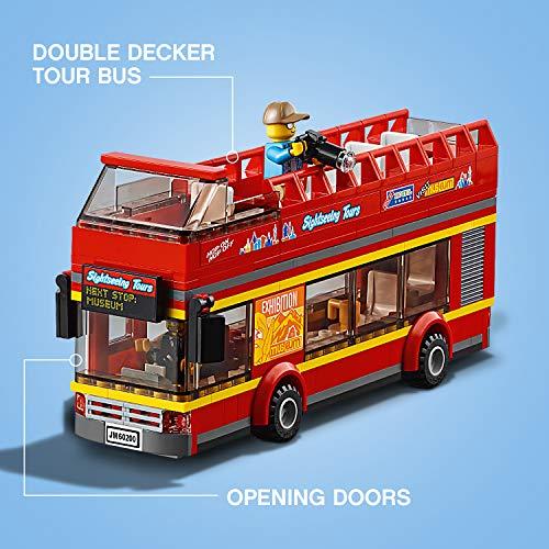 Lego City Capital City 60200 Building Kit 1211 Piece Kaufcom Is