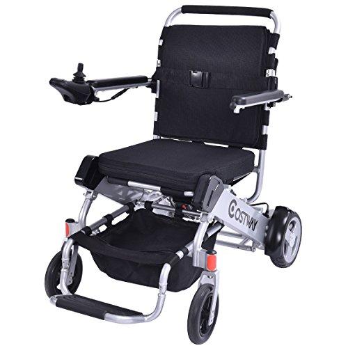 Giantex Lightweight Supports Wheelchair Propelled