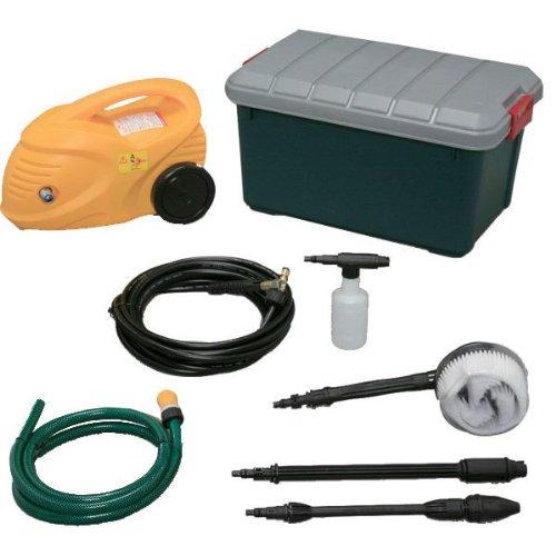 高圧洗浄機&RVボックス イエロー FB-501A(556643)   B002N10UT0