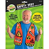 He may be old, but he's definitely loved. Let him know you care for him with this Safety Vest for a Senior Citizen