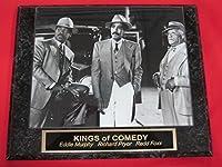 Eddie Murphy Richard Pryor Redd Foxx Collector Plaque w/8x10 VINTAGE black & white Photo