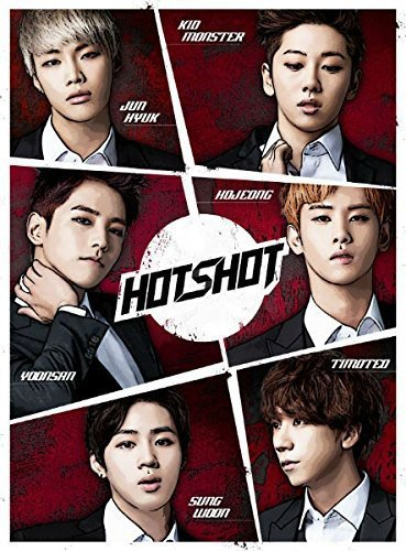 CD : Hotshot - Take A Shot (Asia - Import)