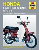 Honda C50, C70 & C90: 1967 to 2003