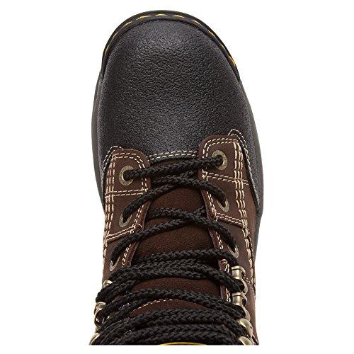 Dr. Martens Mens Isambard WP Brown Boot 10 M UK, 11M