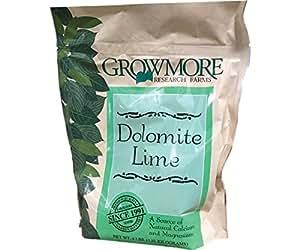 Grow More 14120 Organic Dolomite Lime, 4-Pound