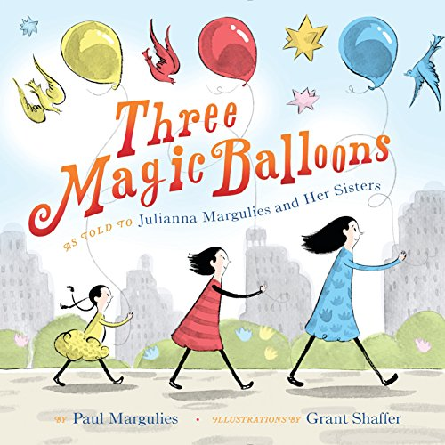 Three Magic Balloons - Magic Book Balloon