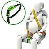 Zuwit Bump Belt, Maternity Car Belt Adjuster, Comfort...