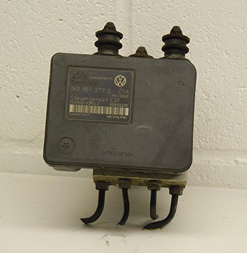 Audi A3 8P ABS Pump and Controller 1K0614517B: