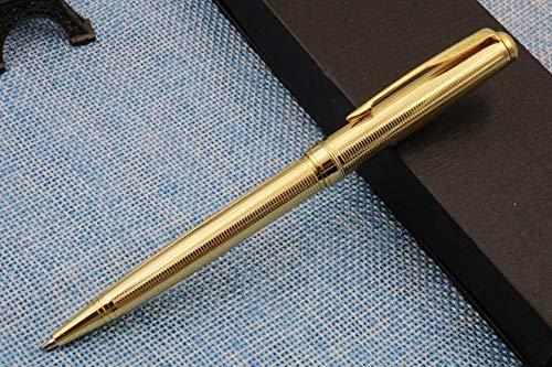 Silver Golden Color Metal Gift Ballpoint Pen