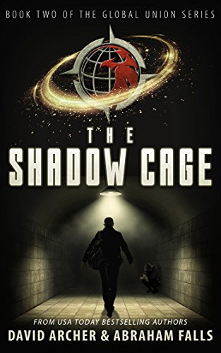 book cover of Shadow Cage
