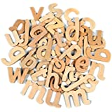 Creation Station Wooden Lower Case Letters