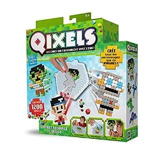 Qixels - Kk87020 - Kit Design Recharges